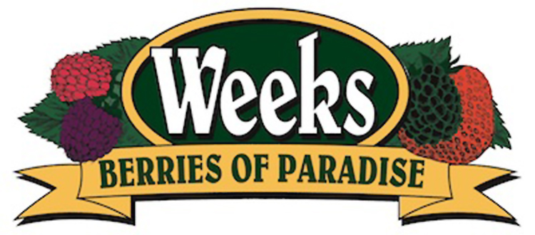 Weeks Berries of Paradise
